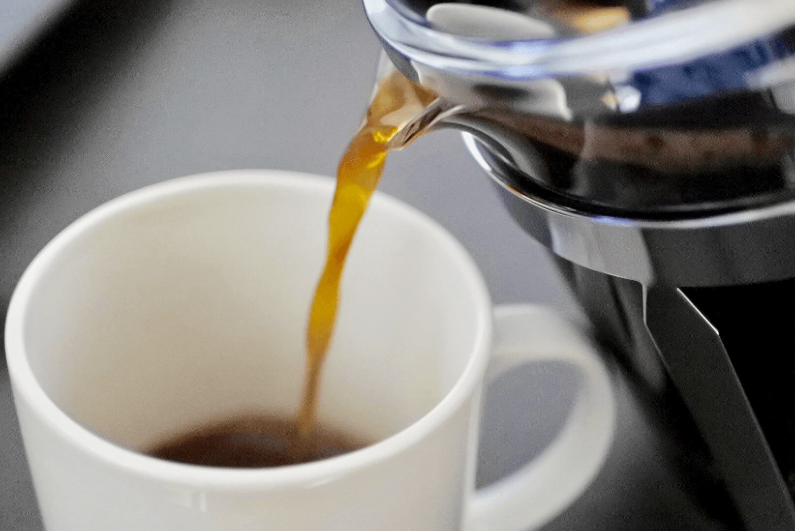 美味しいコーヒーを自宅で簡単に。BODUMのフレンチプレスコーヒーメーカー