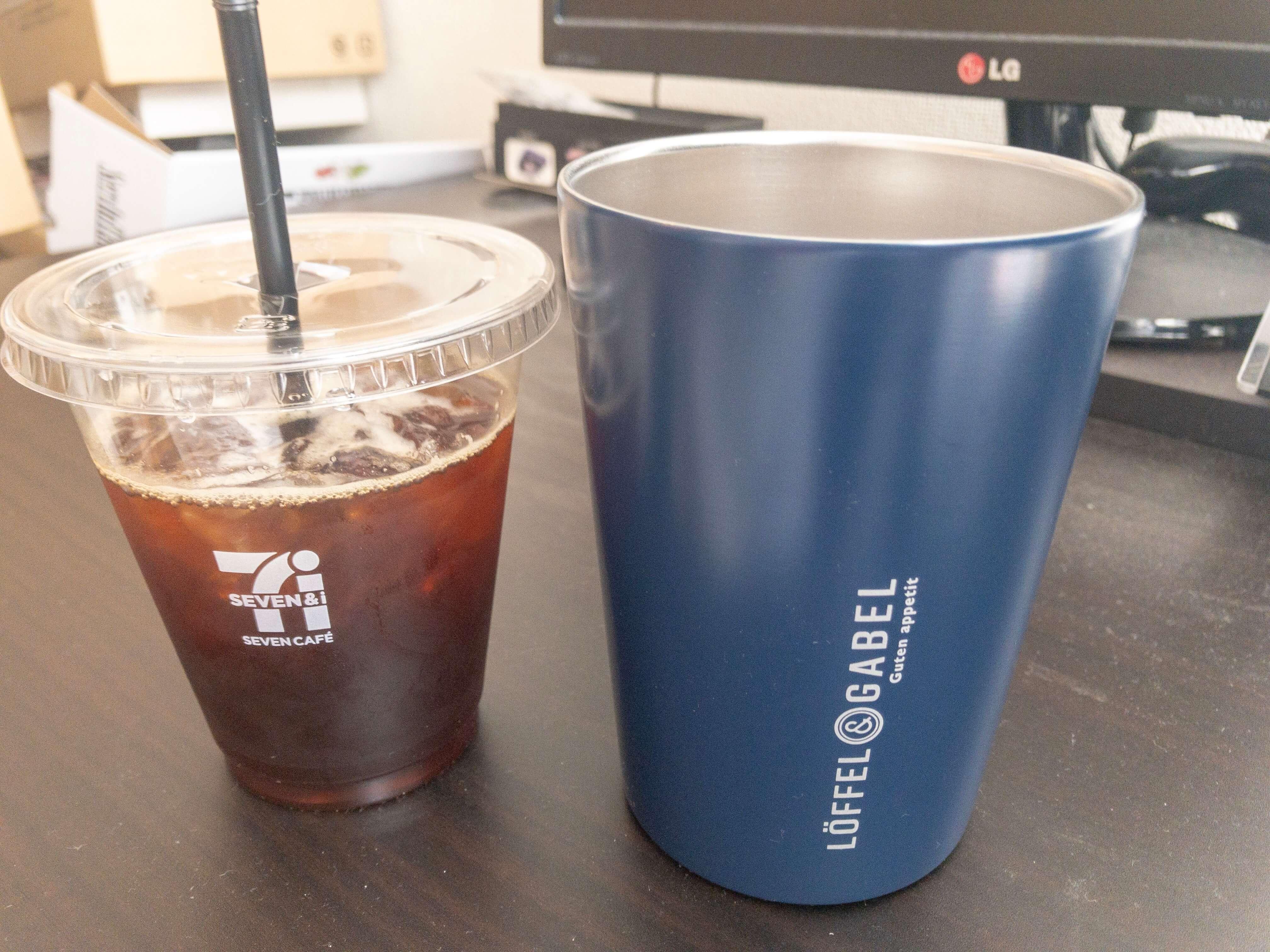 ドライブのお供のコーヒーに! グーテンの保冷保温ドリンクホルダー