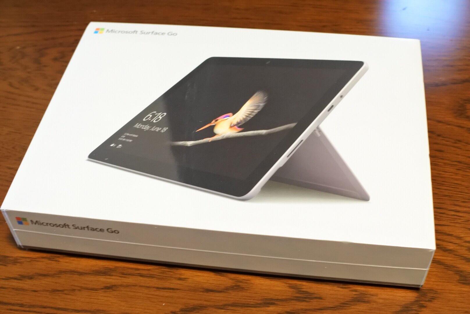 軽い! 使いやすい! ちょうどいい! Surface Go開封〜セットアップまでとファーストインプレッションをレビュー