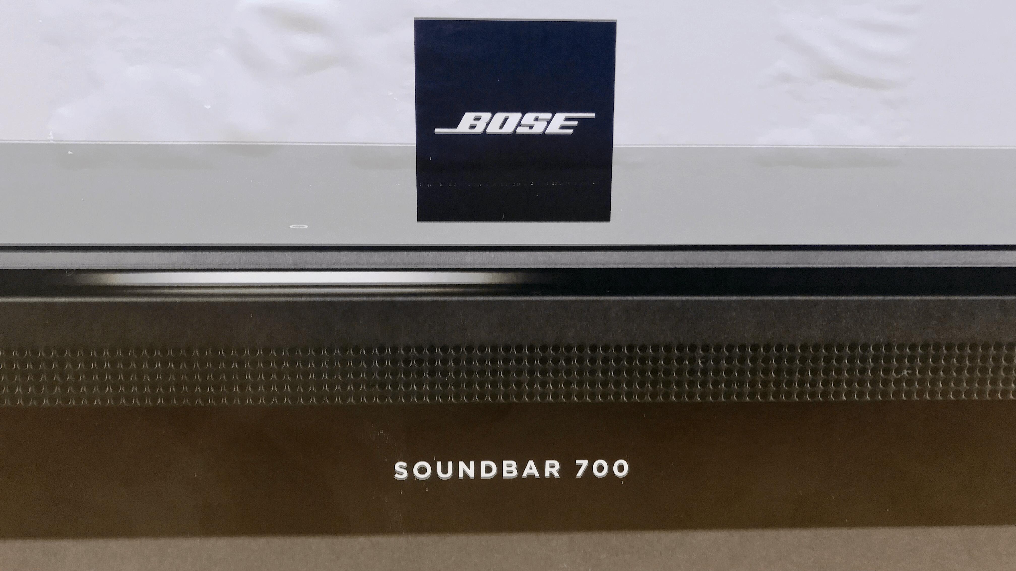 これは最高の音に包まれる魔法。BOSE Soundbar 700レビュー。