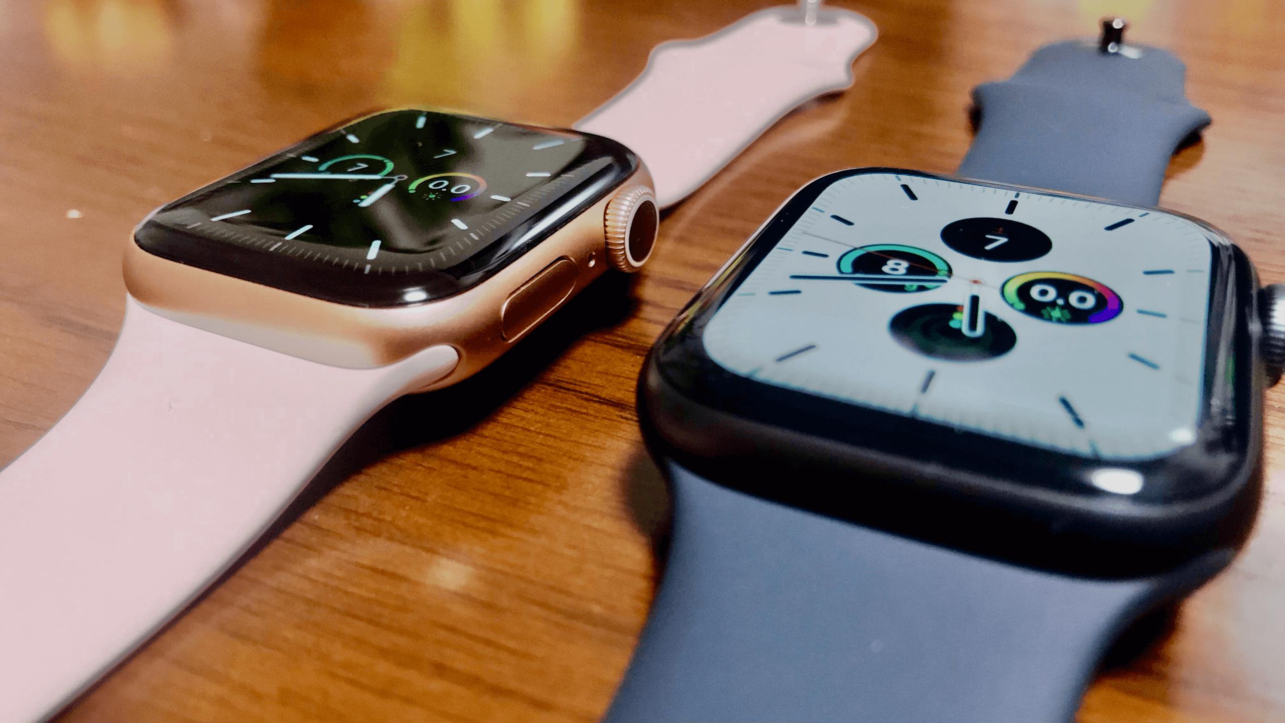 Apple Watch Series 5 開封~インプレッション!時計として完成した🍎Watch