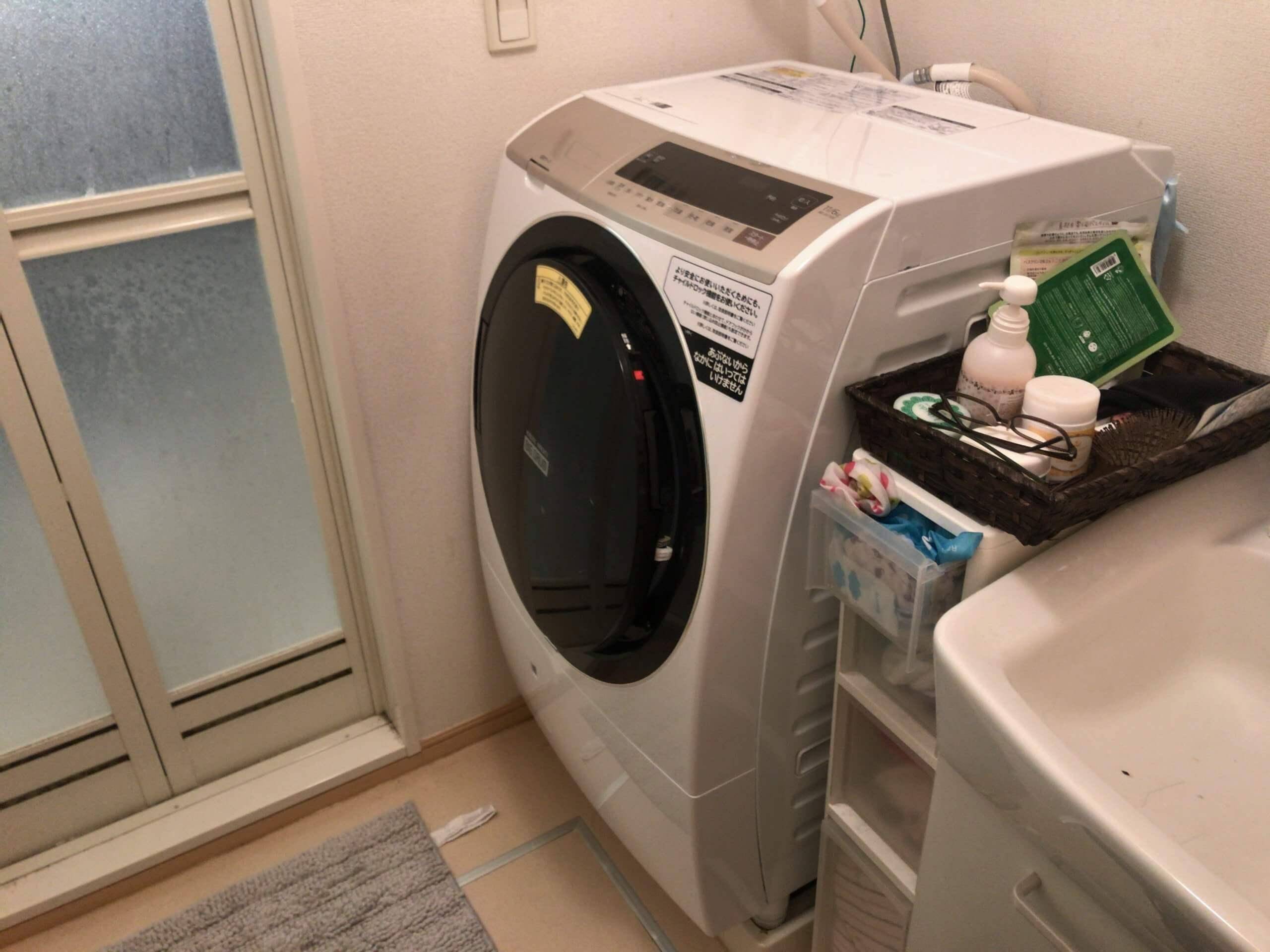 ドラム式洗濯乾燥機を買ったら生活の質が爆上がりした話