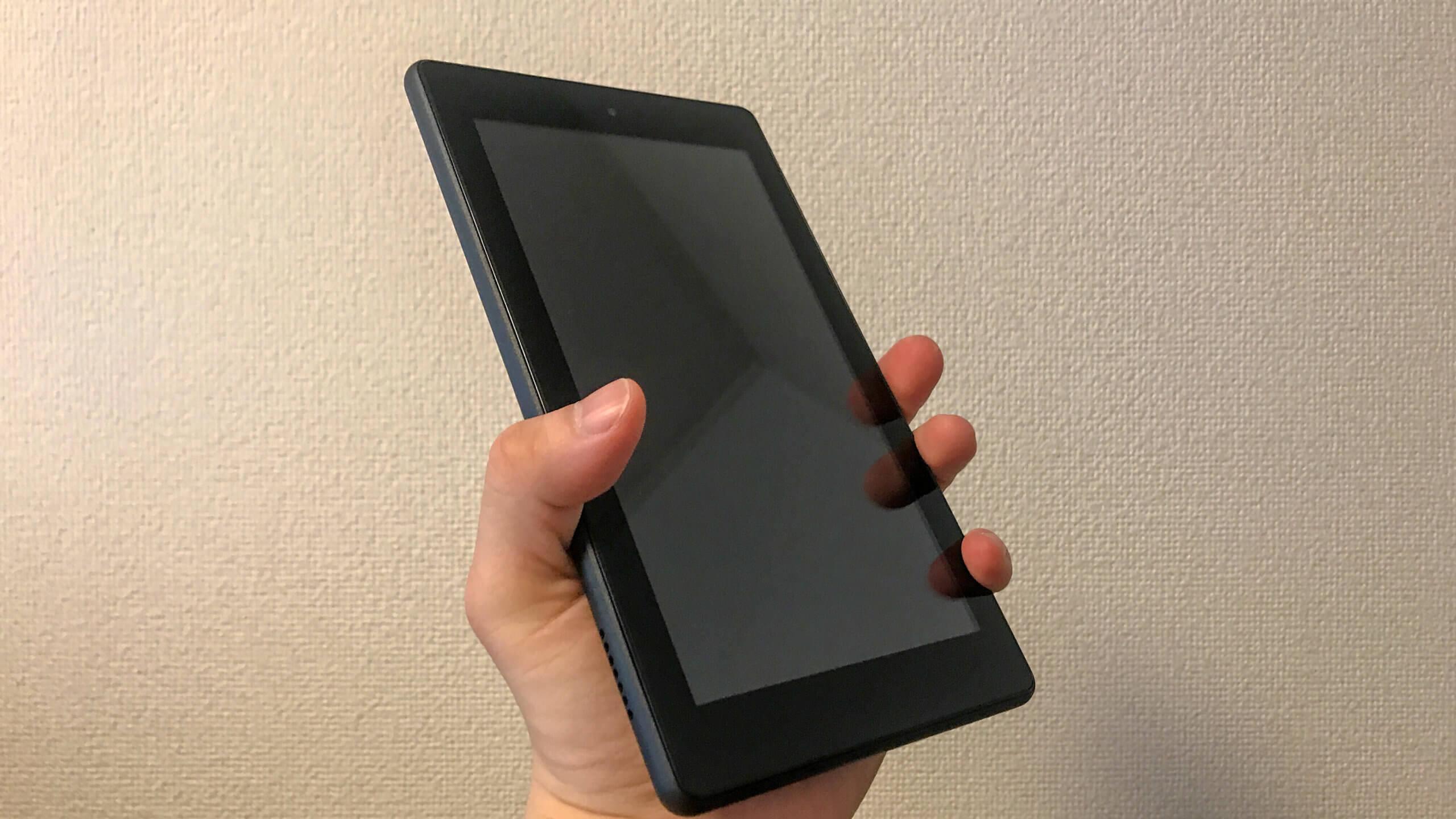 ミラクルコスパの最安・最小タブレット端末! Fire 7 タブレットを買ったのでレビューします。