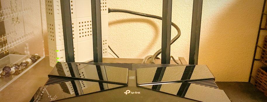 iPhone 12を買ったらWi-Fiルーターも新調しよう! Wi-Fi 6対応ルーターで最新スマホの通信性能を引き出そう(TP-Link 『Archer AX50』)